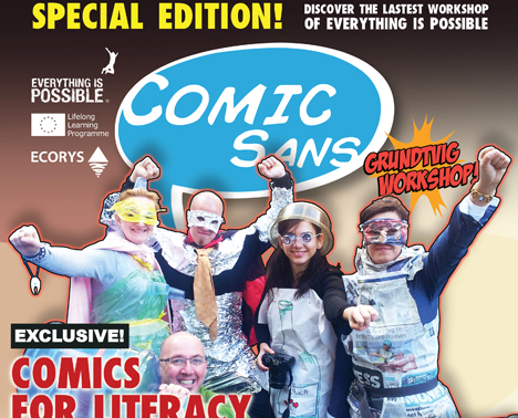 COMIC SANS The Magazine for website
