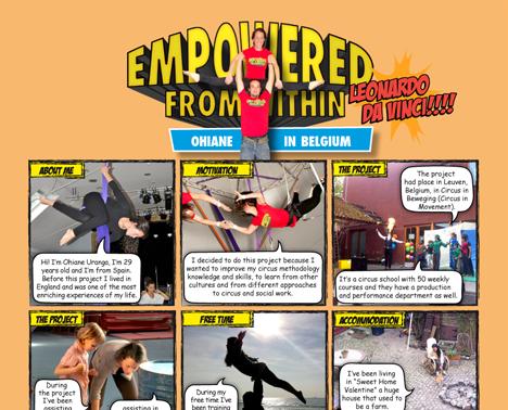 Website EFW 10 Ohiane
