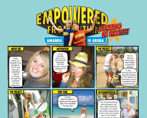 Website EFW 22 Amanda