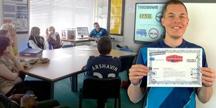 Derek presentation - Erasmus+ bq